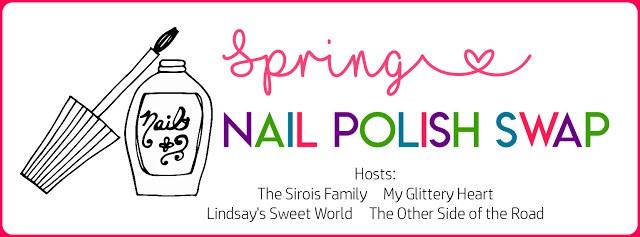 spring-nail-polish-swap